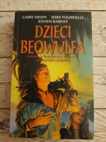 Dzieci Beowulfa.Larry Niven,Jerry Pournelle,Steven Barnes