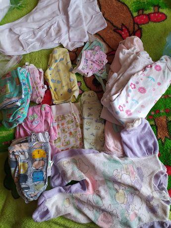 Пакет речей для дівчинки