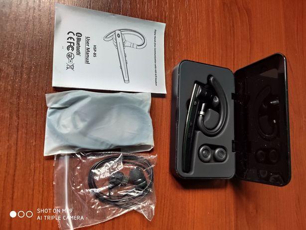 Zestaw słuchawkowy bluetooth B 5