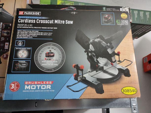 PARKSIDE® Akumulatorowa piła stołowa PAKSP 20-Li A1, 20 V