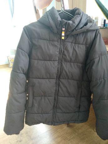 Куртка пуховик H&M с капюшоном