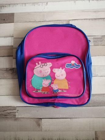 Plecak plecaczek Peppa dla maluszka