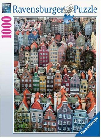 Puzzle Ravensburger 1000 Gdańsk