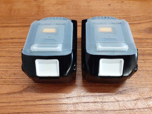 Bateria Makita 2x 5.0 ah akumulator 18v