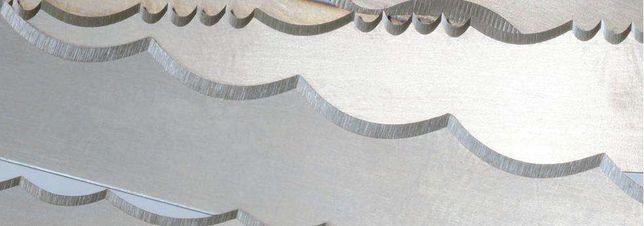 Ленточный нож для резки поролона. Стрічковий ніж