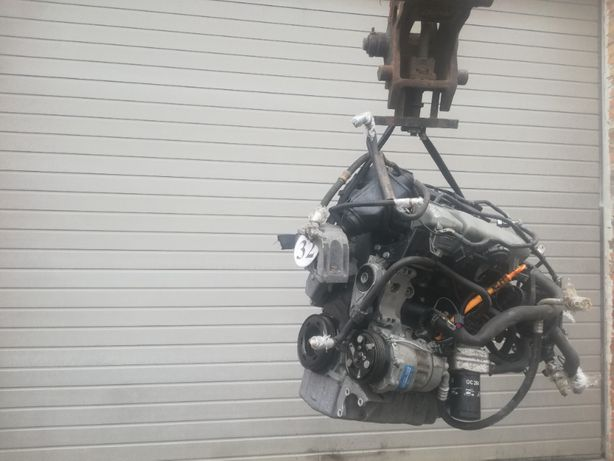 Двигатель AZJ APK AQY Alt Azm 2.0B VW GOLF IV Skoda Octavia
