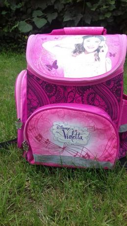 Tornister ergonomiczny Violetta (licencja Disney)
