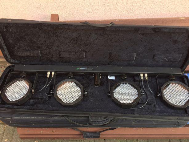 Belka oświwtleniowa LED PAR ADJ DJ