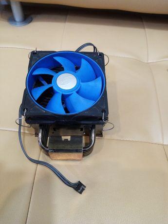 Cooler Deepcool 4 медных трубки (AM4, AM3)