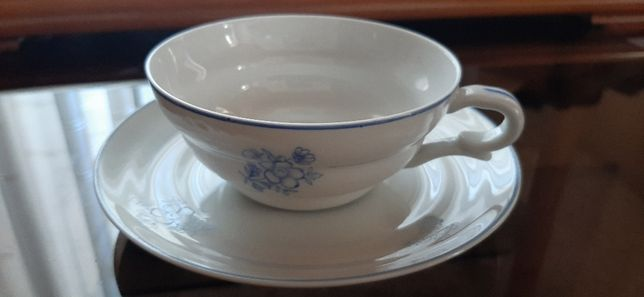 Candal, serviço de chá