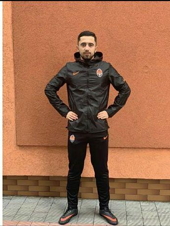 Вітровочний спортивний костюм ФК Шахтар