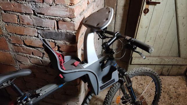 Fotelik dziecięcy rowerowy WeeRide