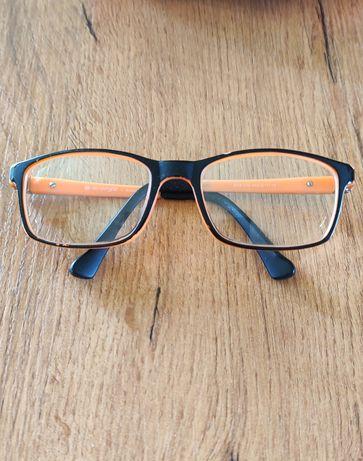 Oprawki na okulary dziecięce, Orange by Bergman, wiek 7-9 lat, futerał
