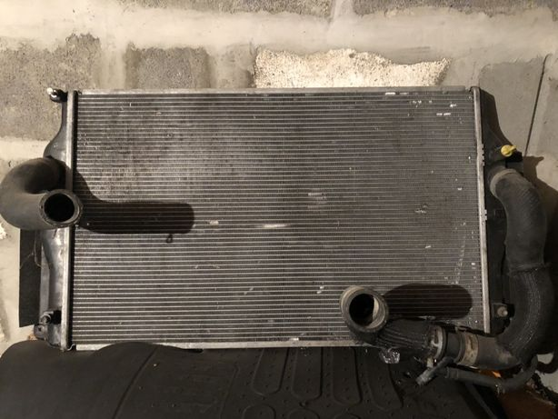 Радиатор Toyota Rav 4