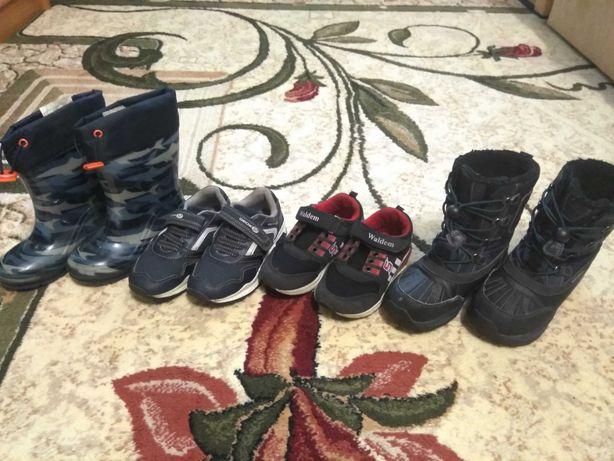 Детская обувь,  размер 29,  26-27