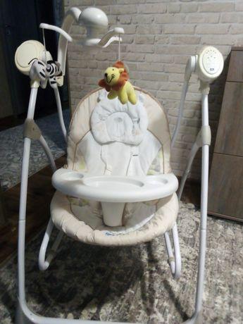 Укачивающий центр для малышей