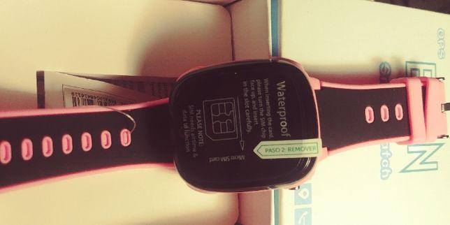 Smartwatch dla dziewczynki N_O_W_Y - gwarancja REZERWACJA