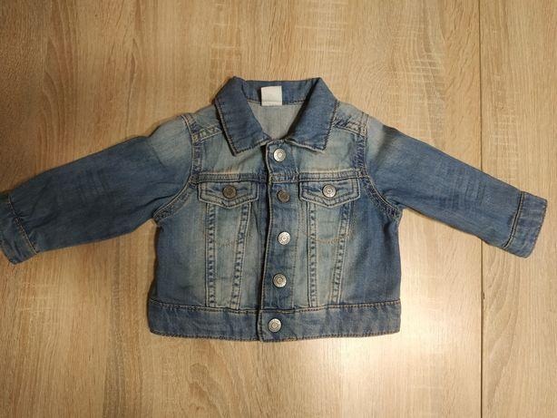 NOWA Kurtka jeansowa 68 H&M