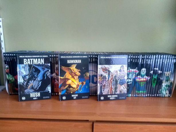 Wielka kolekcja komiksów DC. Wszystkie tomy!