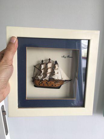 Quadro barco/caravela