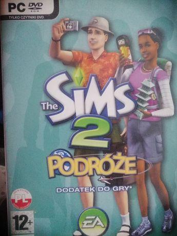 Dodatek Sims 2 Podróże