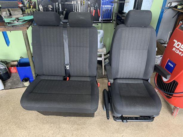 Сиденья VW T6 T5 Caravelle передние сидушки разборка Т5 Т6 Киев