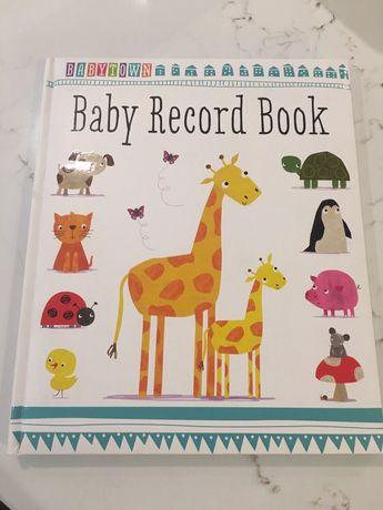 Альбом развития ребёнка, дневник малыша
