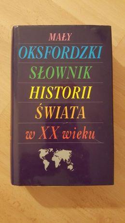 mały Oksfordzie słownik historii świata w XX wieku