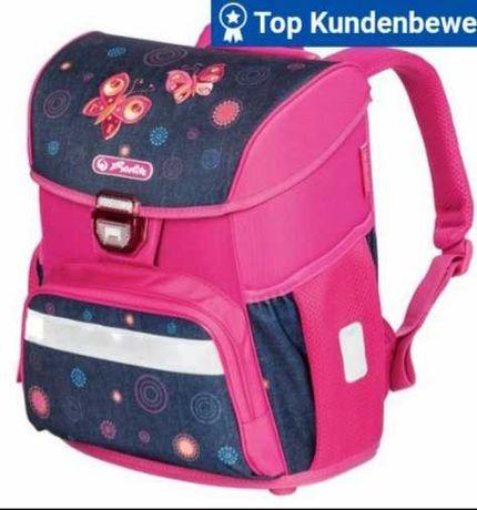 Школьный рюкзак HERLITZ Schulranzenset Loop Plus, 4-teilig