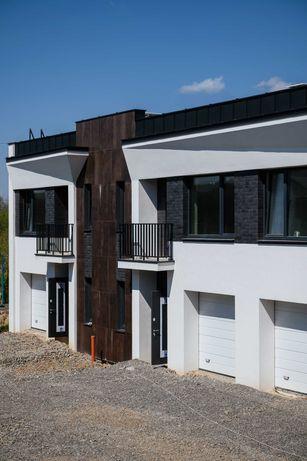 """Котедж 122м² із гаражем і ділянкою в містечку """"Sherwood"""" від GAZDA"""