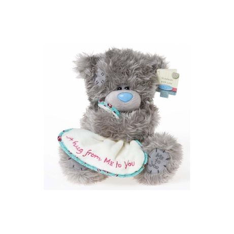 Мишка тедди carte blanche - a hug from me to you - tatty teddy bear