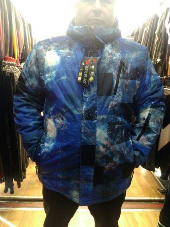 Лижні курточки чоловічі