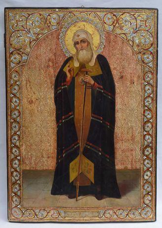 Икона Алексий Митрополит