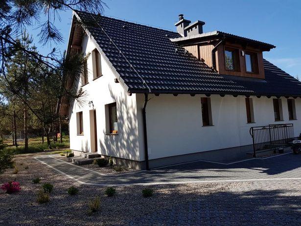 Jeziorkowy domek na Kaszubach Wąglikowice Kościerzyna SIERPIEŃ