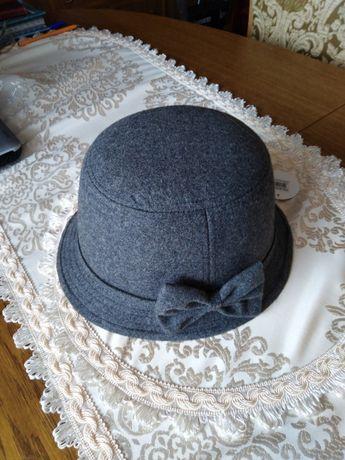 Nowy kapelusz rozm 57