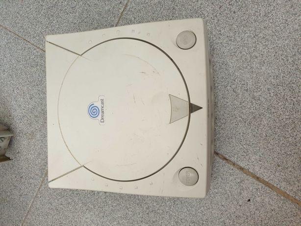 Dreamcast com comandos
