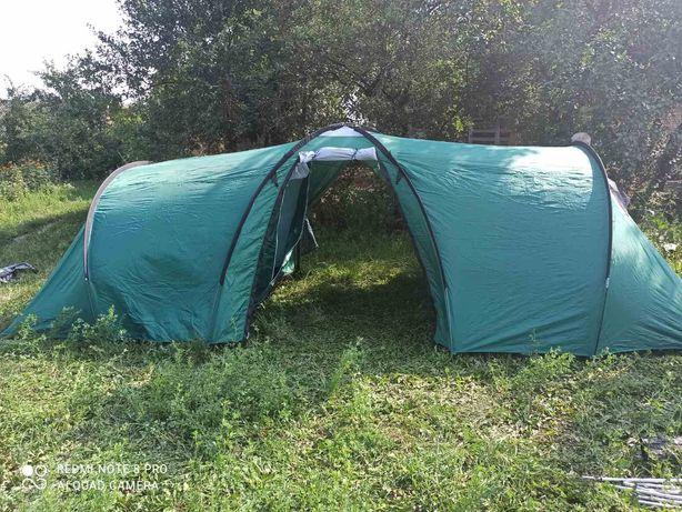 Палатка двох кімнатна дохслойна.