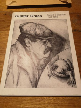 "Günter Grass ""Raport z pracowni"""