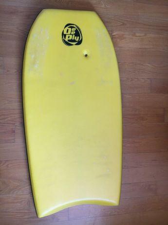 Prancha Bodyboard Deeply D1 40' PE - Excelente Estado