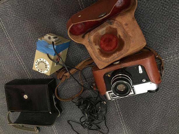 Фотоаппарат Фэд 5 вспышка фотон