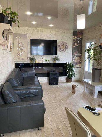 Дом в Молодежном 100 кв.м. с ландшафтным дизайном