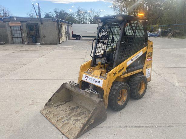 Wynajem Bobcat S70 S100 Brokk brok cięcie betonu wynajem kucie betonu