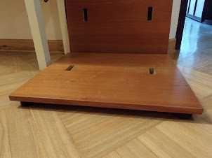 Stojak, podstawy pod głośniki, kolumny 45/52 cm, 2 szt
