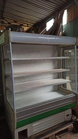 Горка холодильная технохолод бу,Холодильный регал технохолод ,витрина
