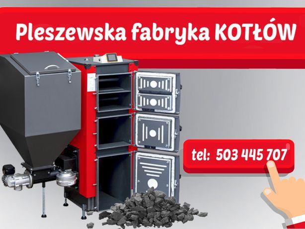 Piec, kocioł na Ekogroszek UNIWERSAL 24 kW 5 KLASA