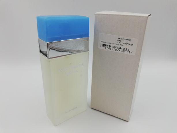 Perfumy DOLCE GABBANA Light Blue 100ml Tester Wyprzedaż
