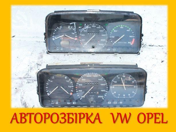 Щиток приборная панель приборка тахометр спидометр VW T4 Транспортер