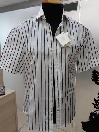 Продам рубашку Brunello cucinelli slim fit