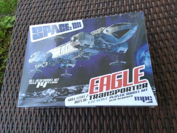 Kit de modelismo Eagle Transporter Espaço 1999