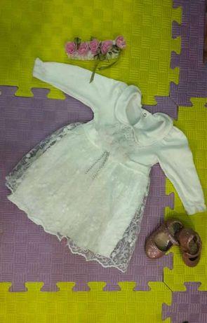 Турецкое платье 12м